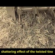 Agrifarm AV Aerator – how it works