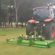 Agrifarm APM/361 Council Mower – impressive first run